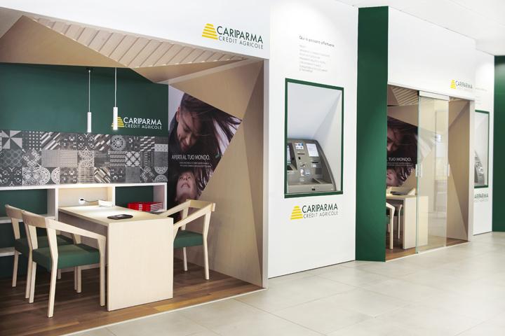 My House Bank  branch concept of Cariparma Cr dit Agricole by DINN  Milan    Italybank   Retail Design Blog. Interior Design My House. Home Design Ideas