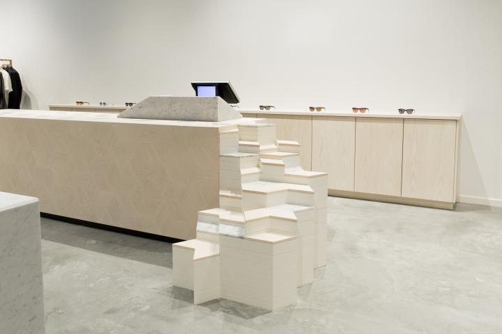 丹麦哥本哈根–NN•07精品男装店设计