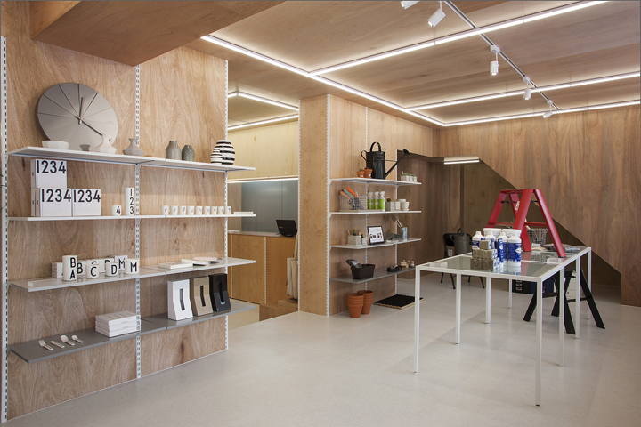 The living and gardening theme gives the store a fresh look along with a  selection of furniture  households  kitchenware  tableware  bath ware and  home. PLATFORM PLACE multi brand store  Seoul   South Korea   Retail