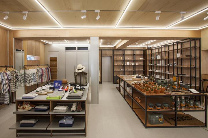 韩国-汉城–PLATFORM PLACE服装店设计