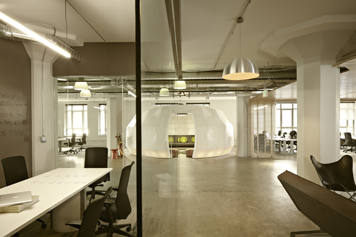 Fme Architecture Design: » Runway Office By FME Architecture + Design, San