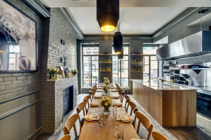 187 Sopra Mediterranean Restaurant By Mapos New York City