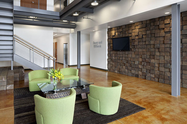 stacy and witbeck office by fme architecture design san francisco