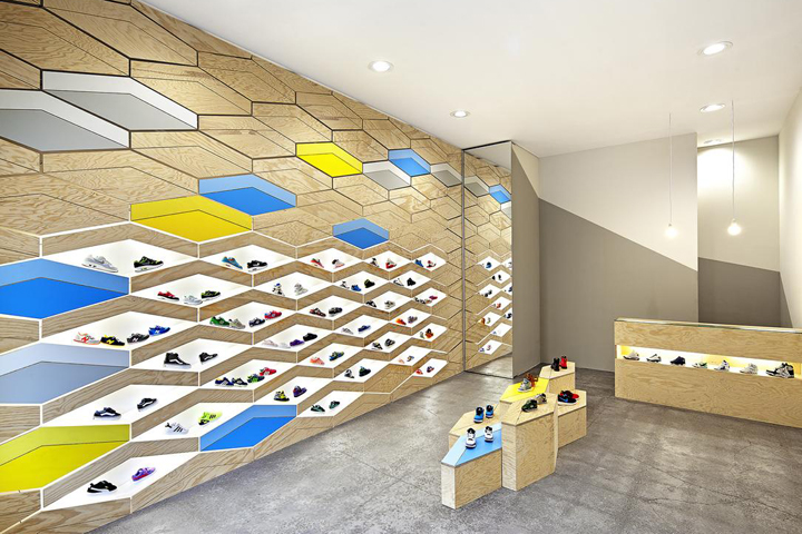 Suppakids sneaker store by ROK