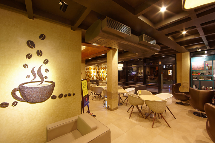 The Square By Cafe Coffee Day Studio J Chennai India