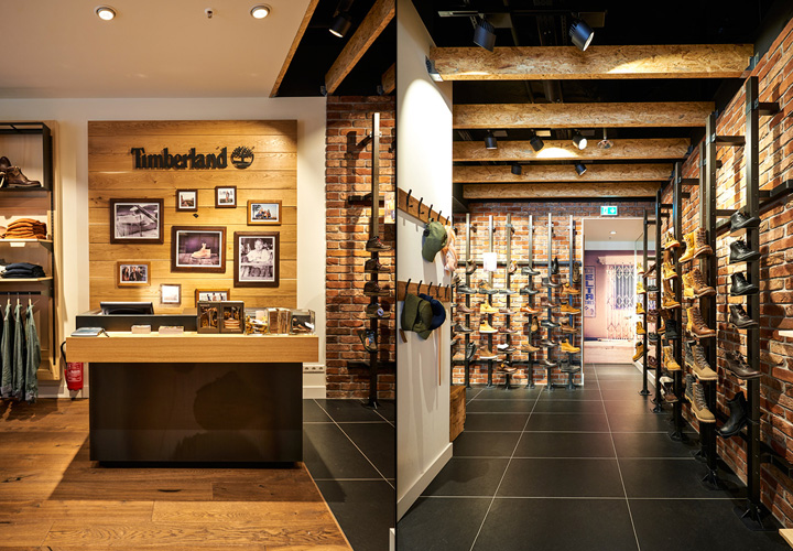 garage shop layout ideas - Timberland store by ARNO Sulzbach – Germany Retail