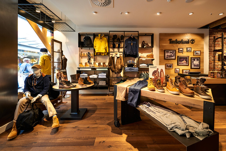 » Timberland store by ARNO 93f99f1ef4f7