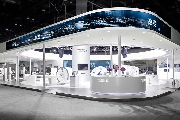 Exhibition Booth Meaning : Fair retail design
