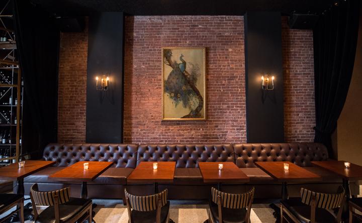 187 White Street Restaurant By Nella Vetrina New York Us