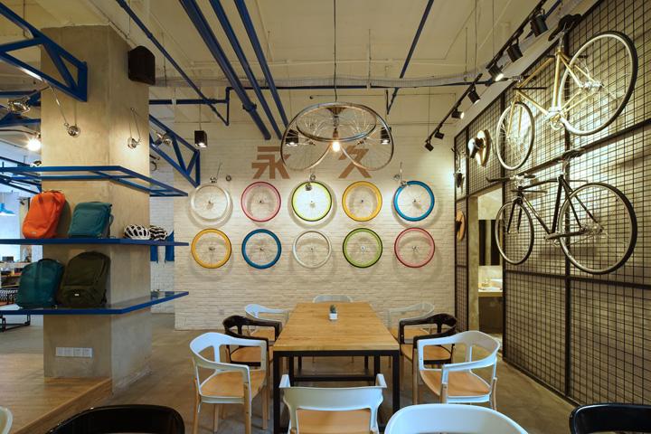 187 Yong Jiu Bike Caf 233 By Kyle Chan Shanghai China