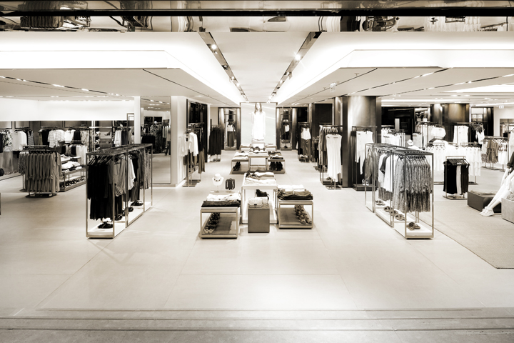 Zara Retail Design Blog