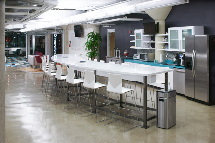 Iqity office by liz hauswald, columbus – us » retail design blog