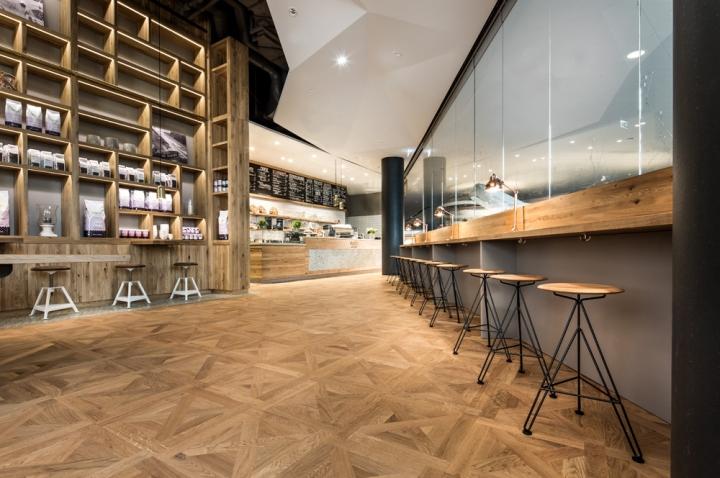 pano brot kaffee by dia dittel architekten stuttgart germany. Black Bedroom Furniture Sets. Home Design Ideas