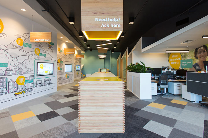 Ami office by rcg nationwide new zealand retail for Office interior design services