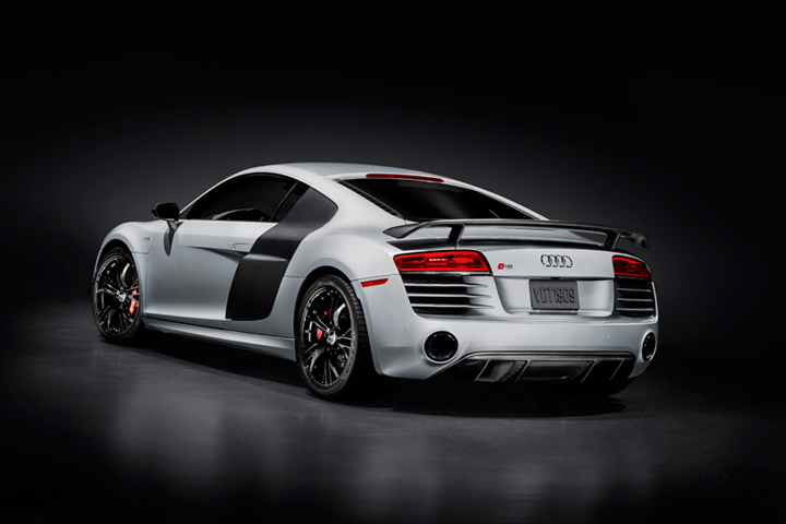 AUDI R8 limited edition debuts at Los Angeles auto show ...