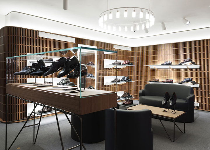187 Bally Flagship Store By David Chipperfield Architects