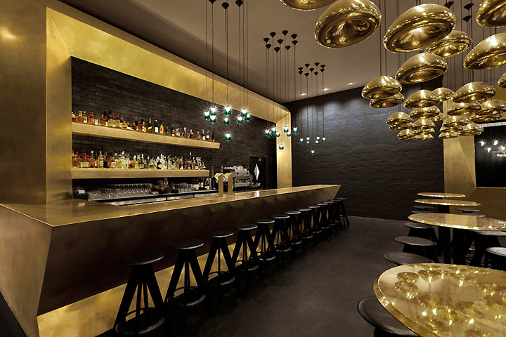 Barbecoa Restaurant By Design Research Studio London Uk