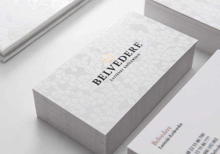 Belvedere Restaurant branding by Lange Lange 29 Belvedere Restaurant branding by Lange & Lange