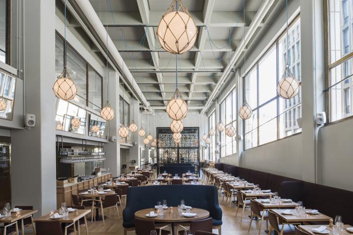 187 Bronda Restaurant By Futudesign Helsinki Finland