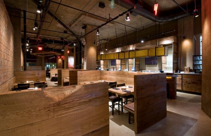 CAVA Mezze Greek Restaurant & Bar by Core Architecture ...