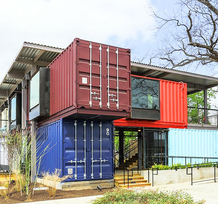 » Container Bar By North Arrow Studio & Hendley