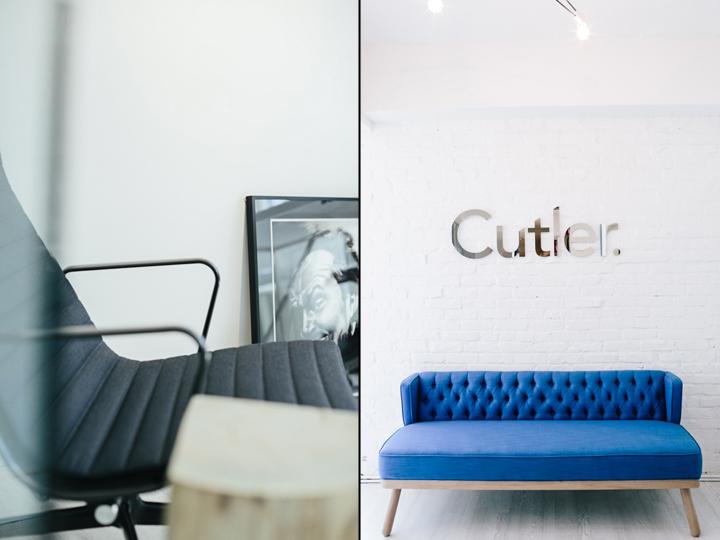 加拿大温哥华–Cutler时尚办公室设计