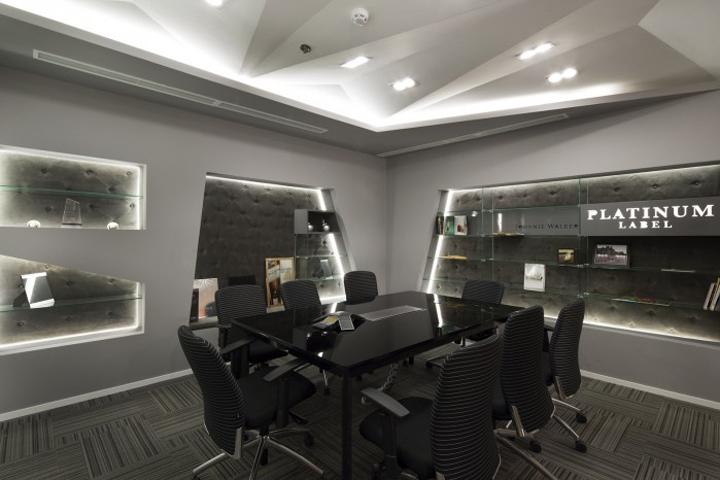 Diageo office by ttt corporation ho chi minh vietnam for Office design vietnam