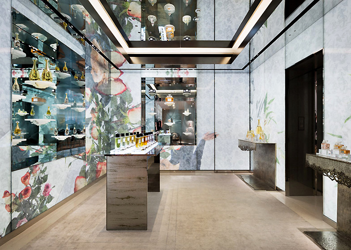 187 Dior Flagship Store By Peter Marino Tokyo Japan