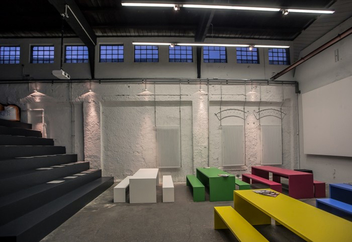 奥地利萨尔茨堡–Elements办公室设计