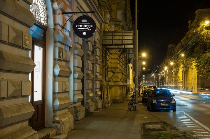 Emmaroza store by Kiss Miklos Szeged Hungary 38 BESPOKE STORES! Emmaroz store by Kiss Miklós, Szeged   Hungary