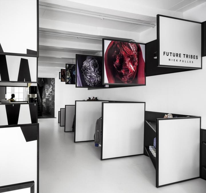 FRAME store by i29 architects, Amsterdam – Netherlands