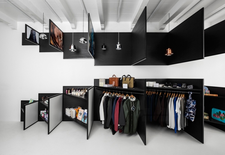 FRAME store by i29 architects, Amsterdam – Netherlands » Retail ...
