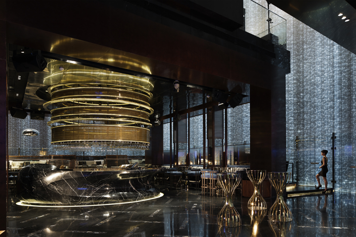 Fei Ultra Lounge Bar By A N D Guangzhou China