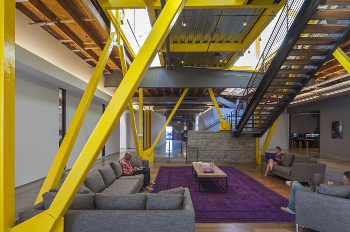 Framestore Offices By David Howell Design Rac Design Build Los Angeles Retail Design Blog