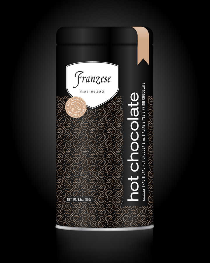 Franzese巧克力包装设计