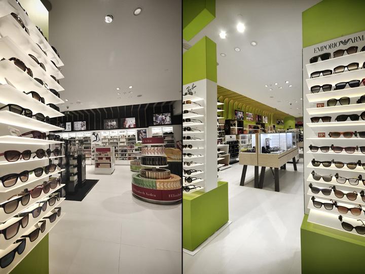 综合精品超市设计