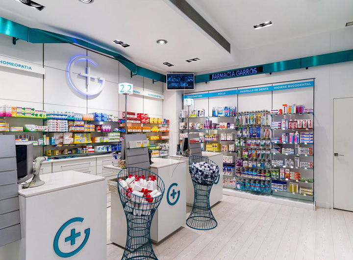 Lerida Spain  city photo : Garros Pharmacy by MARKETING JAZZ Lerida Spain 08