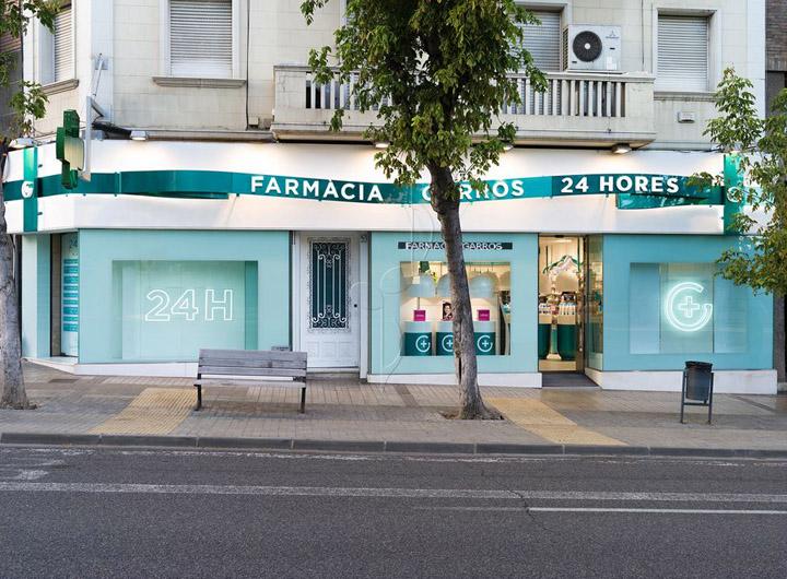 Lerida Spain  city photo : Garros Pharmacy by MARKETING JAZZ Lerida Spain 12