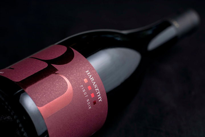 Haraszthy Vineyards packaging by Abstrct Group Haraszthy Vineyards packaging by Abstrct Group