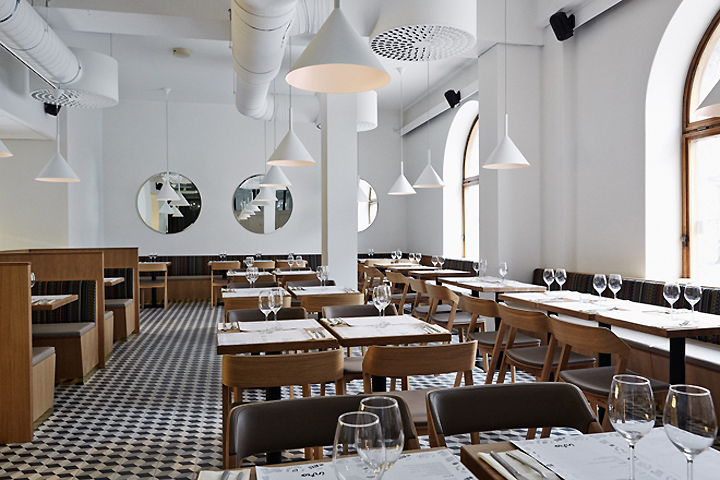 Intro Restaurant And Night Club By Joanna Laajisto Kuopio Finland