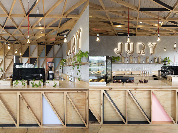187 Jury Cafe By Biasol Design Studio Melbourne Australia