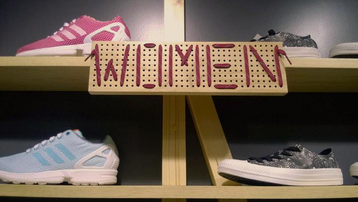 葡萄牙Kicks 鞋店设计
