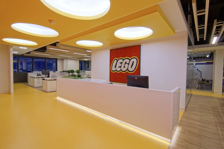土耳其伊斯坦布尔–乐高办公室设计