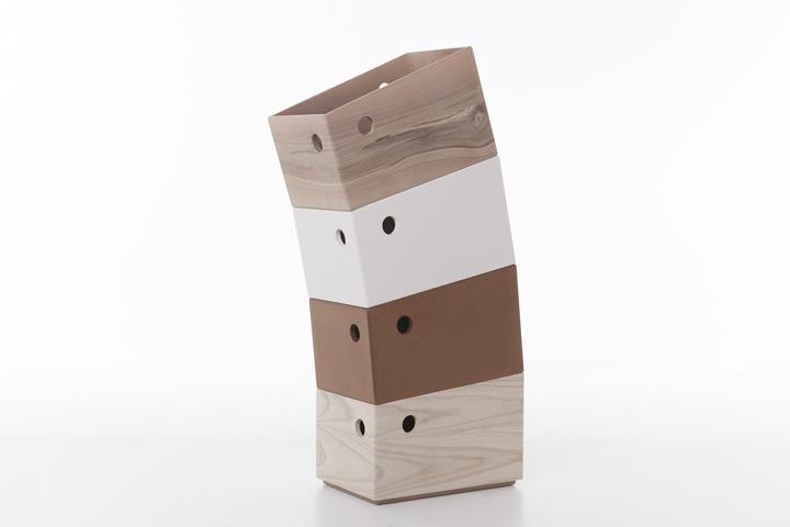 Lino modular storage unit by Stefano Visconti for Formabilio » Retail