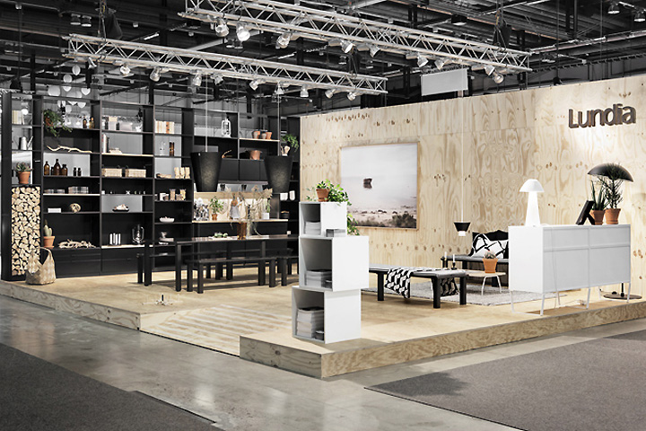 Lundia Kitchen And Trade Show Concept By Joanna Laajisto Creative Studio Retail Design Blog
