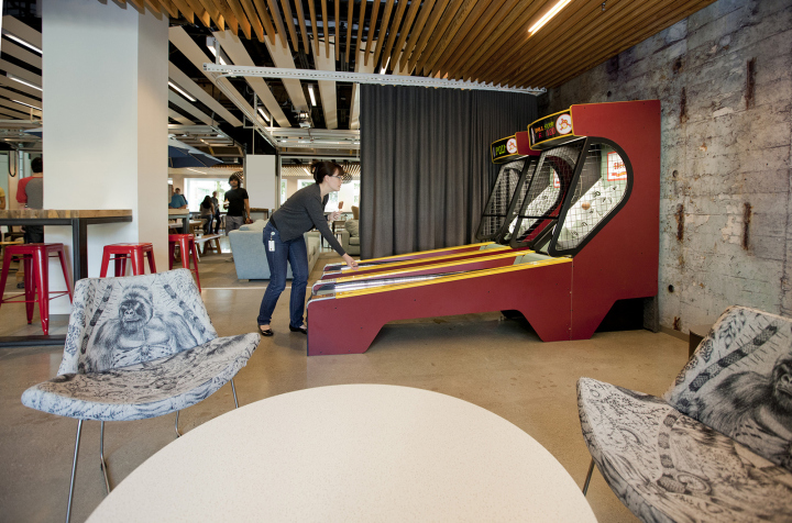187 Microsoft Building B44 By Zgf Architects Redmond
