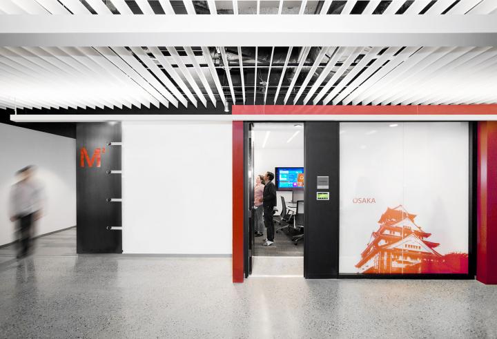 Microsoft Building B44 by ZGF Architects Redmond Washington