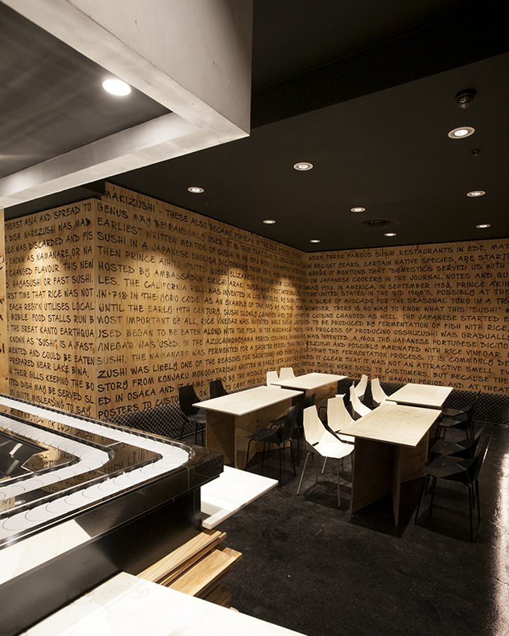 澳大利亚悉尼Mitzu创意餐厅设计