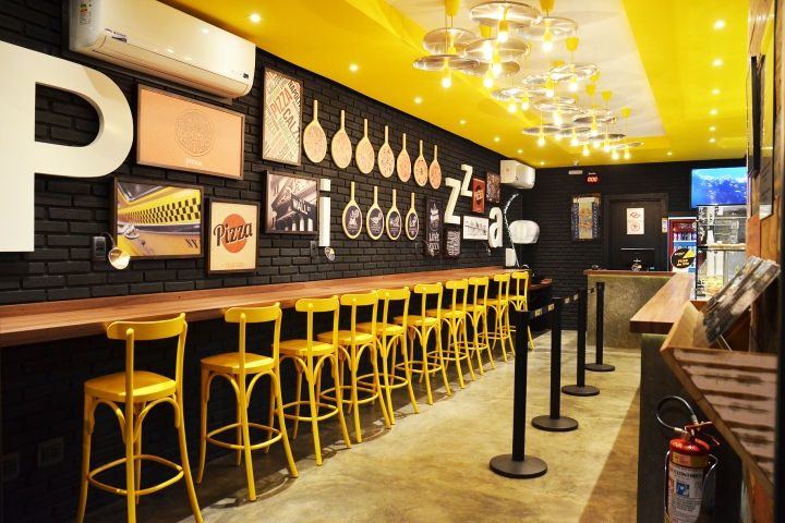 Charming Nicku0027s Pizza By Loko Design, Rio Claro U2013 Brazil
