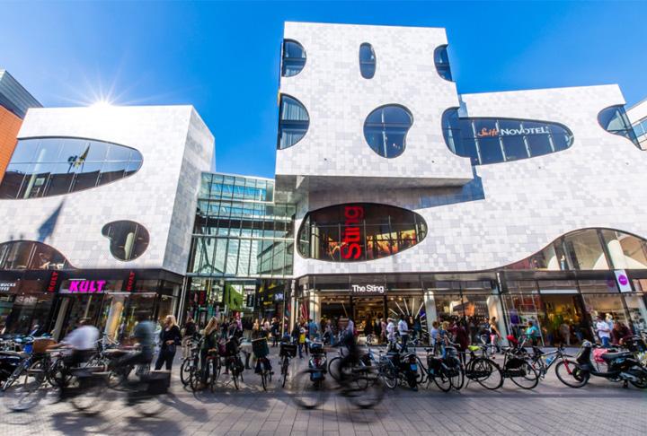 荷兰海牙–Nieuwe 商场设计